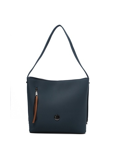 TH Bags   Kadın Omuz Çantası Th-Yk13308  Petrol